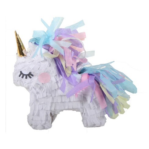Mini Unicorn Pinata - Spritz™ - image 1 of 1