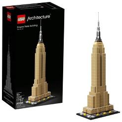 LEGO Architecture Empire State Building 21046 Model Skyscraper Building Kit