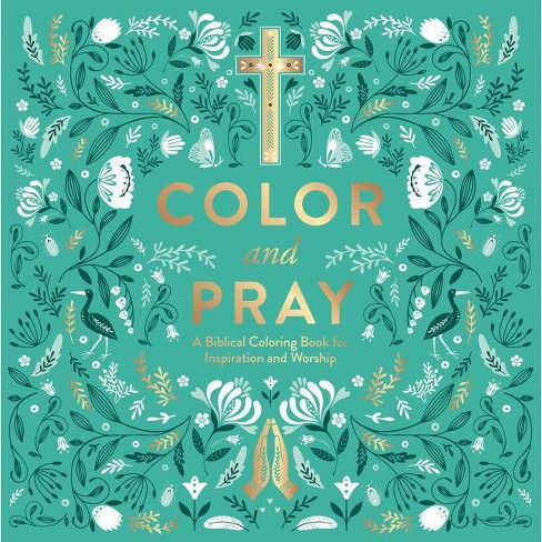 Color and Pray (Paperback) - image 1 of 1