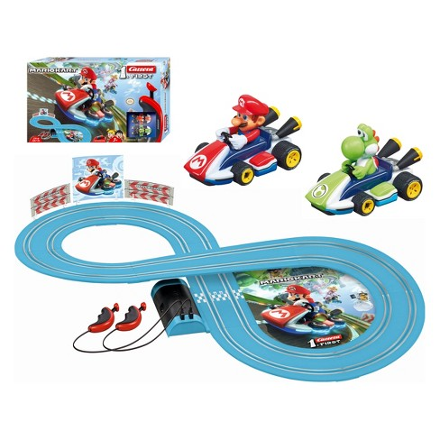 Carrera First Set - Nintendo Mario Kart Slot Car Racetrack Set