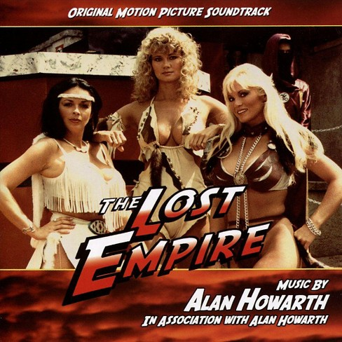 Alan howarth - Lost empire (Ost) (CD) - image 1 of 1