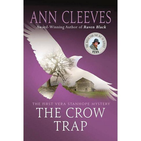 The Crow Trap - (Vera Stanhope) by  Ann Cleeves (Paperback) - image 1 of 1