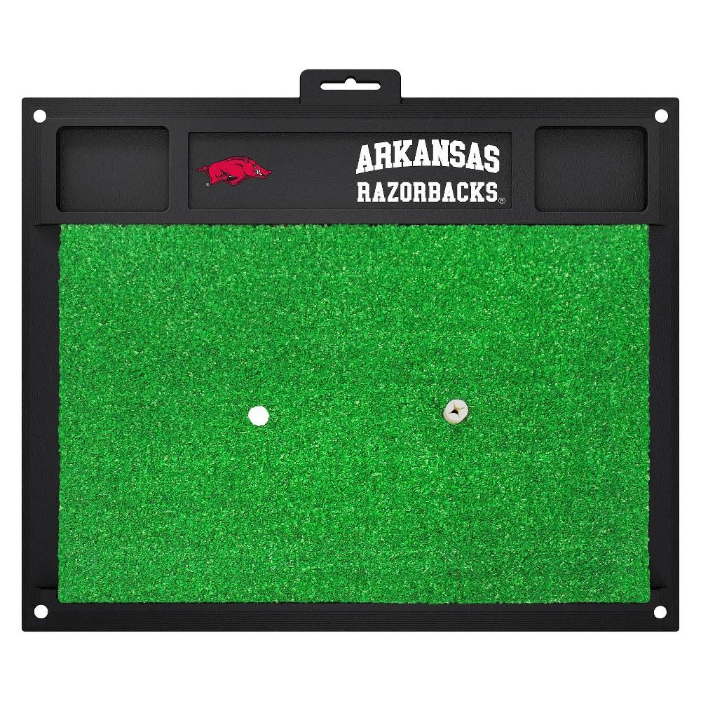Arkansas Razorbacks Fan mats Golf Hitting Mat