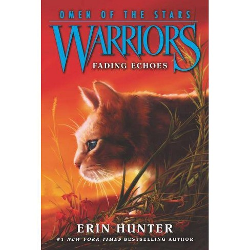Warriors: Omen of the Stars #2: Fading Echoes - by  Erin Hunter (Paperback) - image 1 of 1