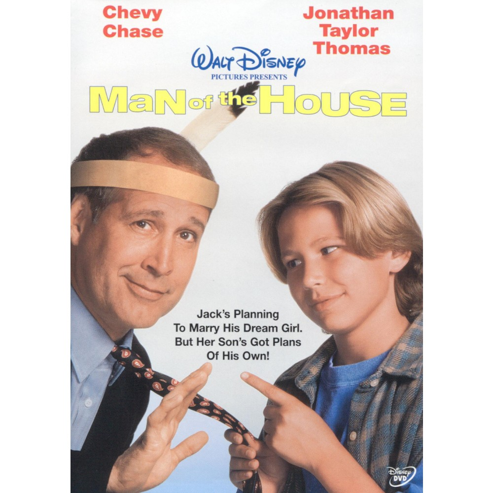 Man Of The House (Dvd), Movies