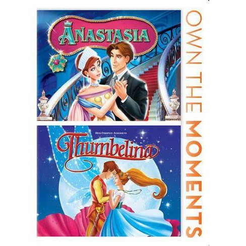 Anastasia / Thumbelina (DVD) - image 1 of 1