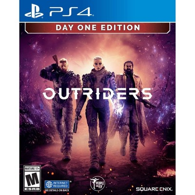 Outriders: Day One Edition - PlayStation 4