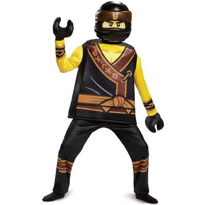 Ninjago Cole Movie Deluxe Child Costume