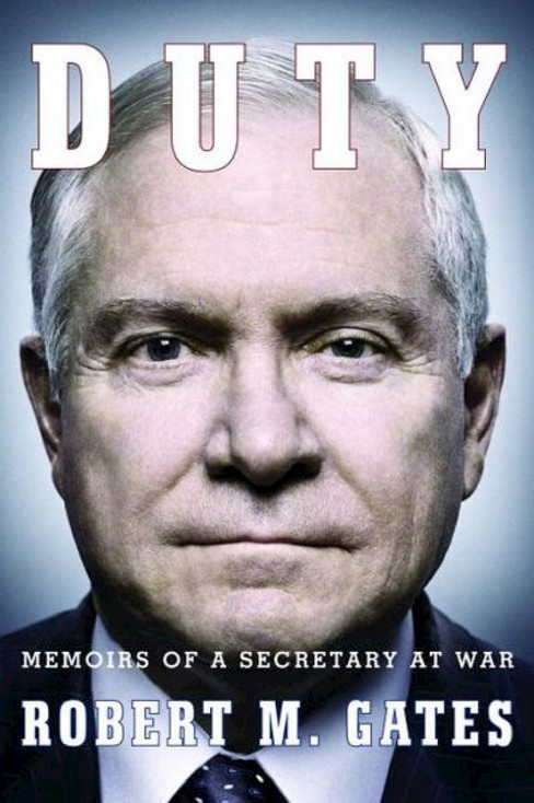 Duty (Hardcover) (Robert M. Gates) - image 1 of 1