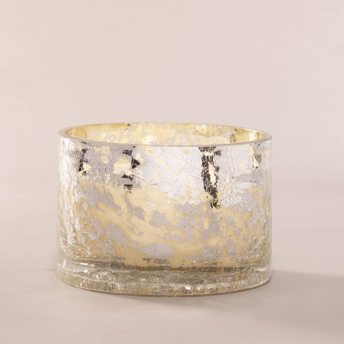 17.2oz Glass Jar 3-Wick Candle Brown Sugar Chestnut - The Collection By Chesapeake Bay Candle - image 1 of 3
