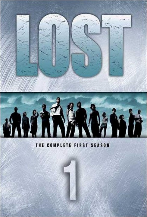 Lost: The Complete First Season [7 Discs] - image 1 of 1