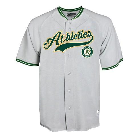 6bb2d9472ea MLB Oakland Athletics Men s Gray Retro Team Jersey. Shop all MLB