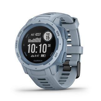 Garmin Instinct Rugged GPS Watch - Sea Foam