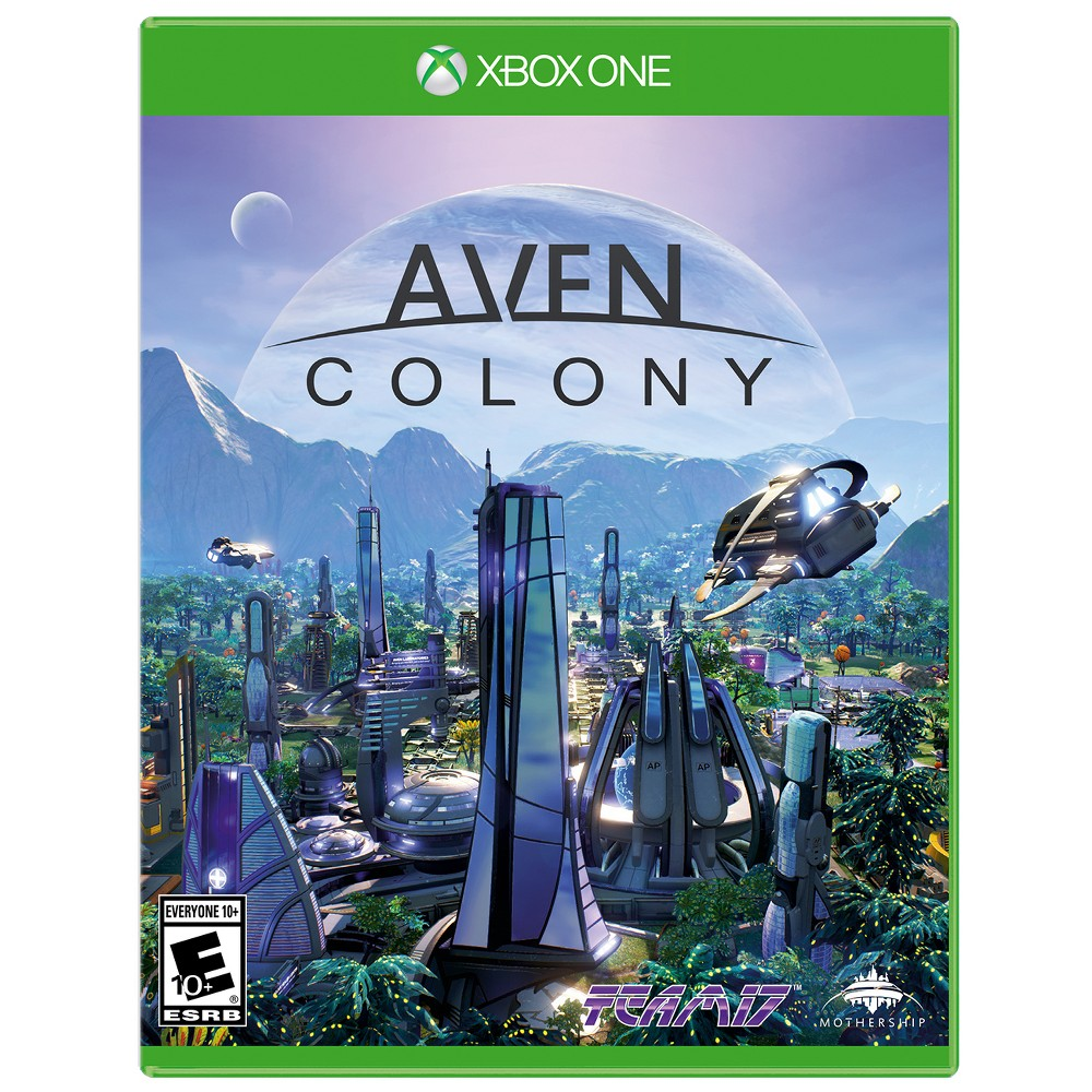 Aven Colony Xbox One, Video Games