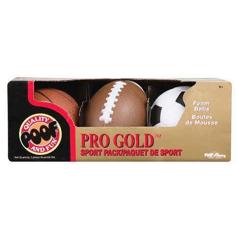 POOF Pro Gold Mini Sport Pack - image 1 of 4