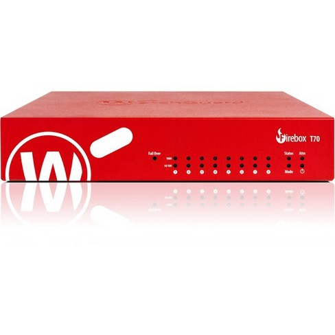 Watchguard Firebox M200 8-port Network Security//firewall