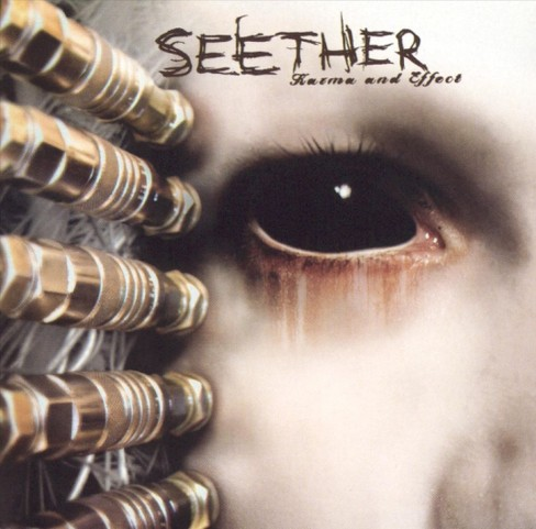Seether - Karma and Effect (CD) - image 1 of 1