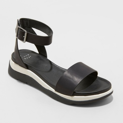 b4da8f4cce1 Women s Raven Ankle Strap Sport Sandals - A New Day™   Target