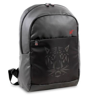 """J World Scott 18"""" Backpack - Black"""