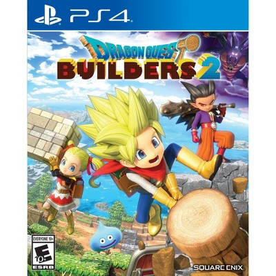 Dragon Quest: Builders 2 - PlayStation 4