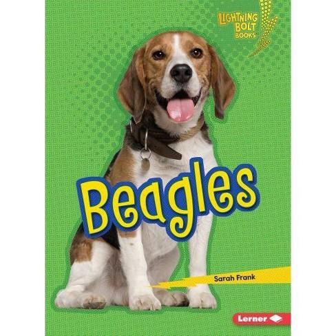 Beagles - (Lightning Bolt Books (R) -- Who's a Good Dog?) by  Sarah Frank (Paperback) - image 1 of 1