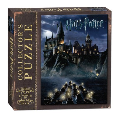USAopoly World of Harry Potter Jigsaw Puzzle - 550pc