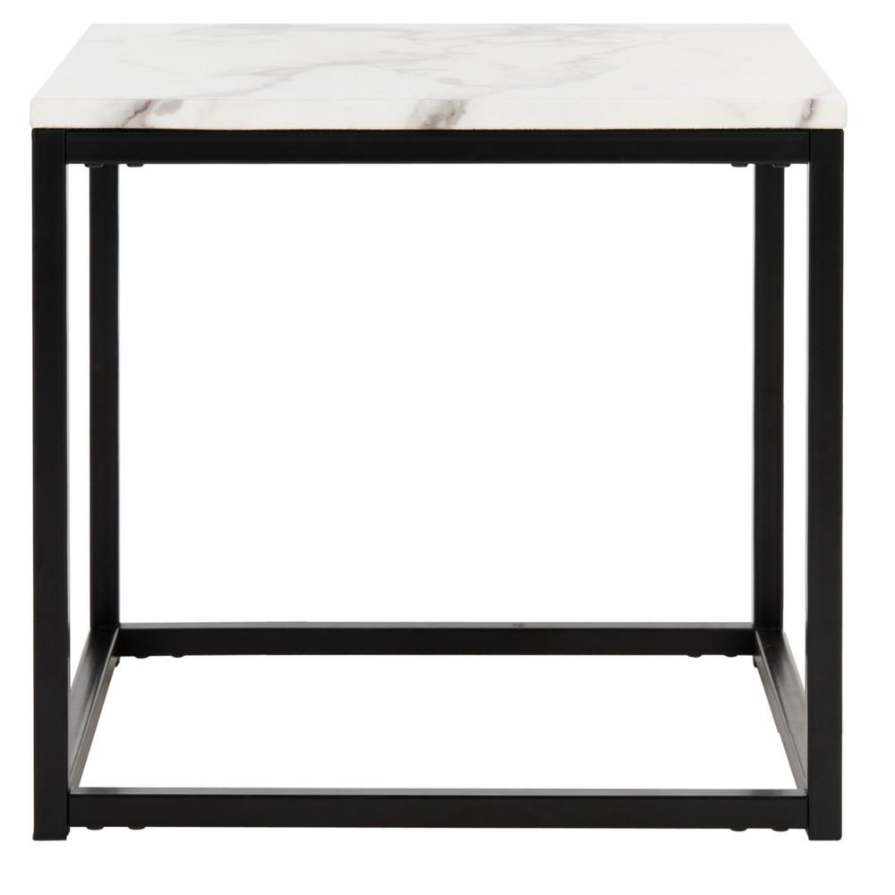 End Table White Gray - Safavieh