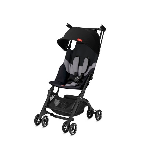 Gb Pockit + All Terrain Stroller Velvet Black - image 1 of 4