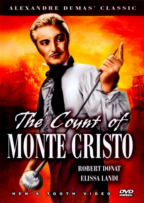 Count of monte cristo (DVD) - image 1 of 1