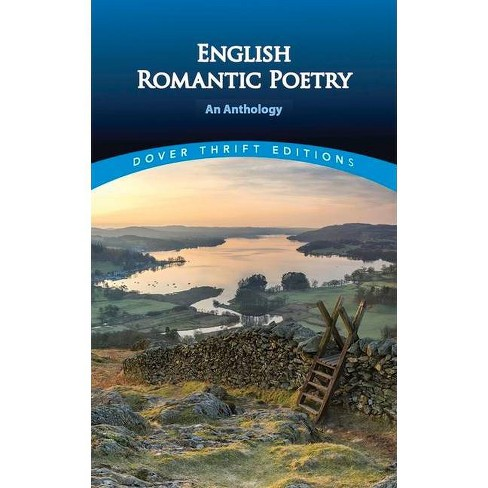 English Romantic Poetry - (Dover Thrift Editions) by  Stanley Appelbaum (Paperback) - image 1 of 1