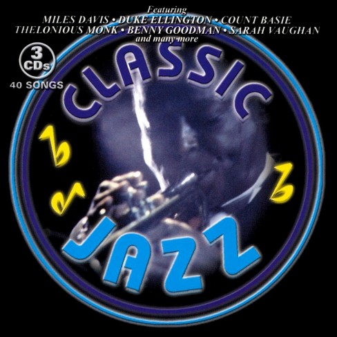 Various Artists - Classic Jazz (Sony) (CD) - image 1 of 2