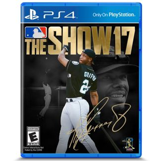 MLB 17 The Show PlayStation 4