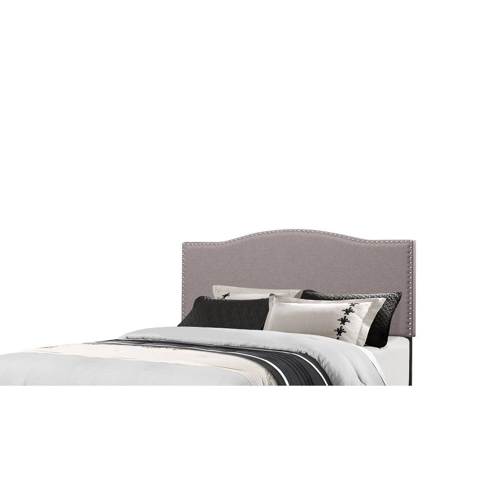 King Kiley Headboard Glacier Gray Hillsdale Furniture