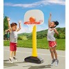Little Tikes TotSports Basketball Set - Non Adjustable Post - image 2 of 4