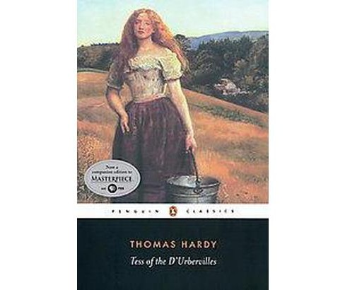 Tess of the D'Urbervilles ( Penguin Classics) (Reissue) (Paperback) - image 1 of 1