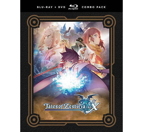 Tales Of Zestiria The X:Season One (Blu-ray) - image 1 of 1