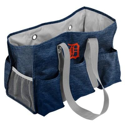MLB Detroit Tigers Crosshatch Jr Caddy Backpack