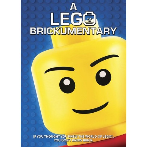 A LEGO Brickumentary (dvd_video) - image 1 of 1