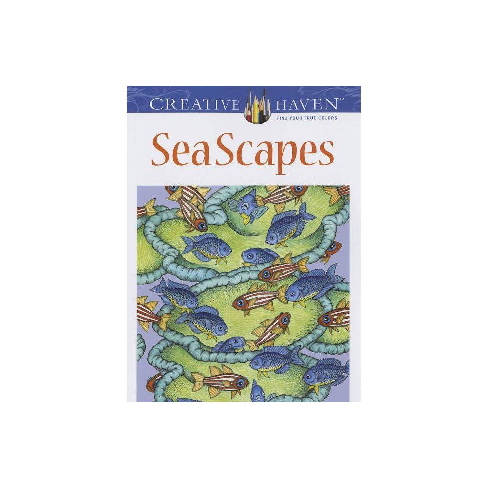Seascapes Creative Haven Coloring Books By Patricia J Wynne Paperback