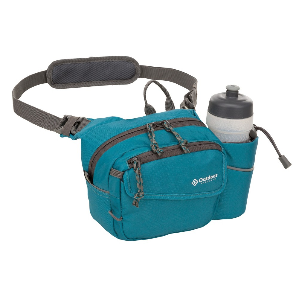 Outdoor Products Oasis 3L Waist Pack - Tile Blue