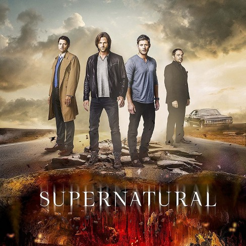 Supernatural: The Complete Twelfth Season (DVD) - image 1 of 1