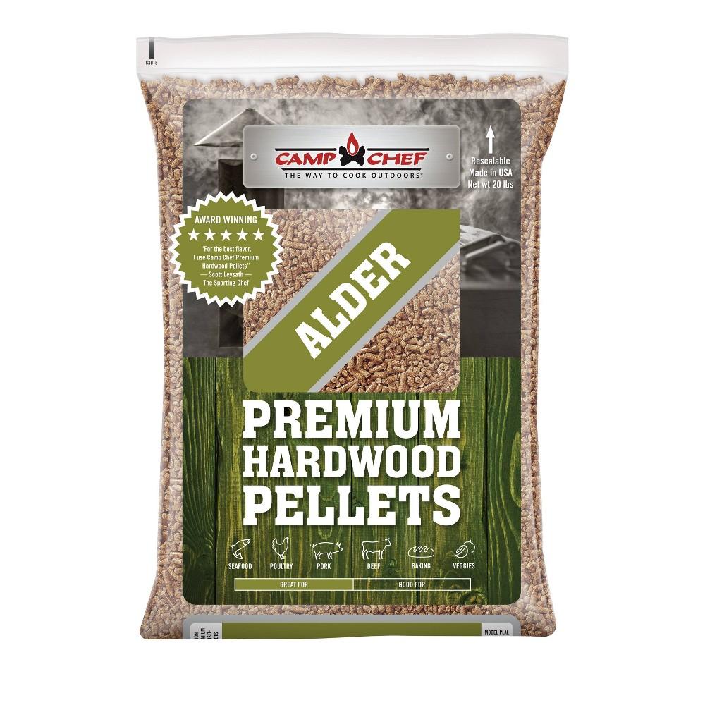 Camp Chef Premium Hardwood Pellets – Brown 54459258