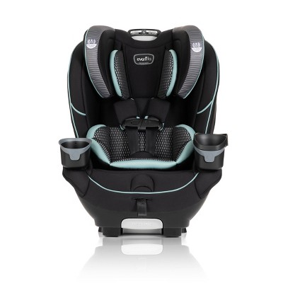 Evenflo EveryFit 4-in-1 Convertible Car Seat - Atlas