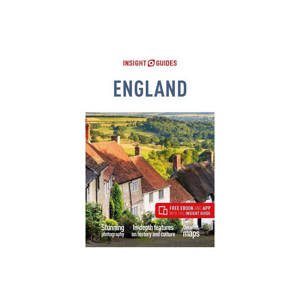 ISBN 9781789191776 product image for Insight Guides England - 5 (Insight Guides England) (Mixed media product) | upcitemdb.com