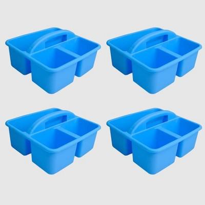 4ct Plastic Supply Caddy - Bullseye's Playground™