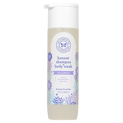 Honest Company Shampoo & Body Wash Lavender 10oz