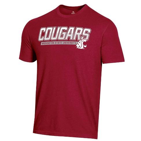 NCAA Washington State Cougars Men's Short Sleeve T-Shirt - image 1 of 2