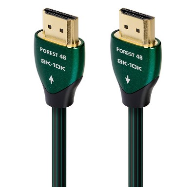 AudioQuest Forest 48 8K-10K 48Gbps HDMI Cable - 2.46 ft. (.75m)