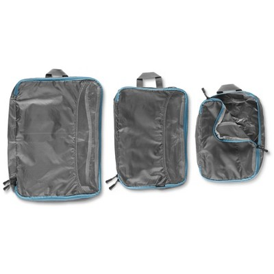 Travel Smart by Conair Packing Cubes Set - 3pc