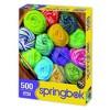 Springbok Colorful Yarn Jigsaw Puzzle 500pc - image 2 of 3